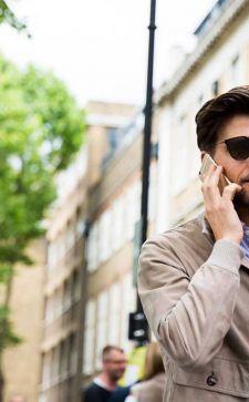 Замшевая мужская куртка: универсальный шик