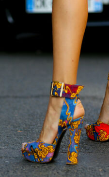 Женская обувь весна-лето 2018: самые модные и стильные образы