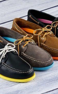 Обувь топ-сайдер: стильный вариант на каждый день