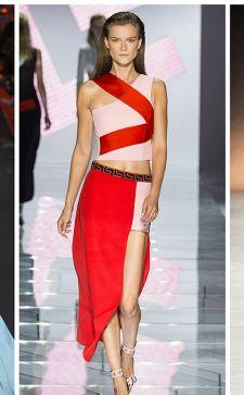 Модные вечерние платья весна-лето 2017