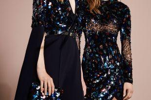 Самые красивые платья на Новый год