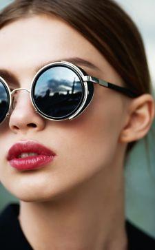 Виды и формы женских очков для разных типов лица
