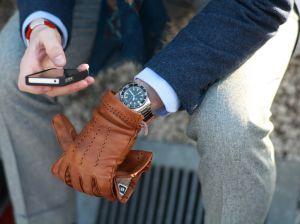 Мужские перчатки: модели, материалы и особенности выбора