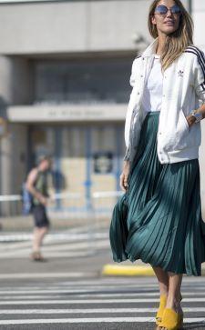 Виды и фасоны женских спортивных курток нового сезона