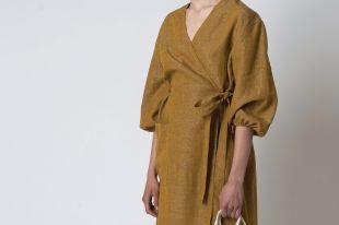 Платья оверсайз: как дополнительный объем создает элегантный шик