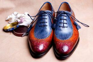 Броги – стильная обувь для создания эффектных и безупречных образов