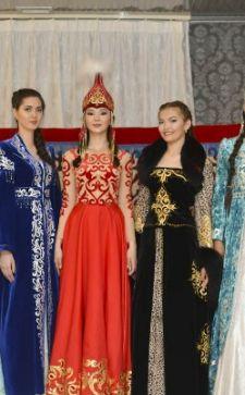 Казахский национальный костюм: особенности и разновидности
