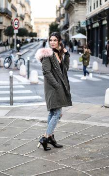 Женская парка с натуральным мехом: достойное пополнение гардероба