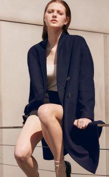 Кашемировое пальто: имиджевая роскошь для избранных