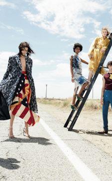 Харизма и тонкий стиль от Calvin Klein: коллекции 2018 года
