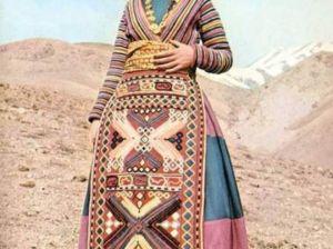 Армянский национальный костюм – отображение богатой истории страны