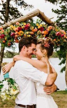 Рустикальный вид свадьбы: гид по ключевым веяниям и трендам