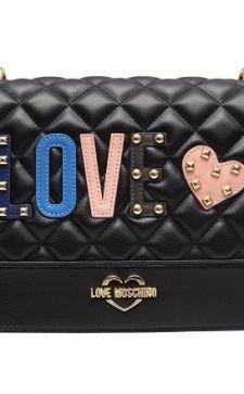 Сумки Love Moschino: популярные модели на каждый день и для особого случая