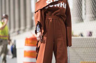 Широкие женские брюки: стильный тренд сезона 2019 – 2018