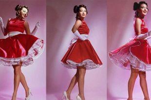 Платья в стиле стиляг: как создать подходящий образ на вечеринку или для повседневного выхода