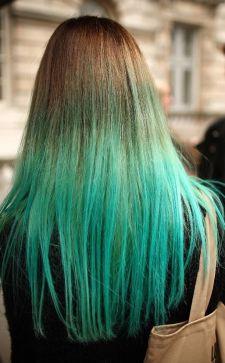 Покраска волос тоником: меняем цвет прядей быстро и безопасно