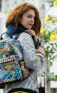 Стильные и модные рюкзаки для подростков