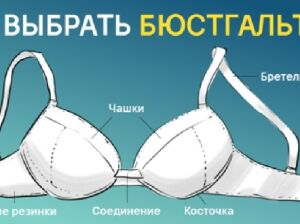 Размеры бюстгальтеров: как правильно определить