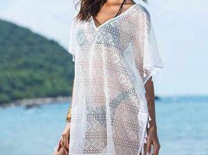 Пляжная накидка на купальник: эффектное дополнение летнего образа