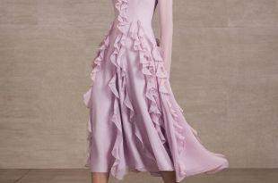Платья из шифона: самые популярные модели для праздника и офиса