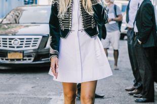 Короткий пиджак в гардеробе 2019: с чем носить