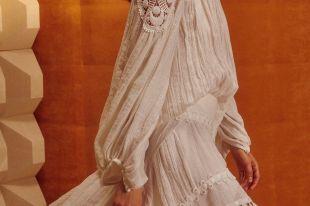 Платье бохо: безудержная свобода стиля в повседневных образах
