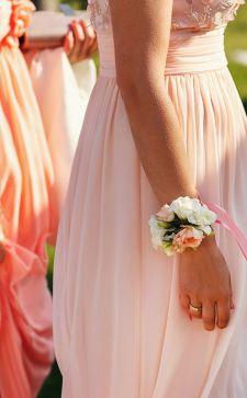 Выбираем платья для подружек невесты