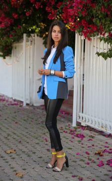 Что носить с синим пиджаком: актуальные классические вещи и экстравагантная одежда