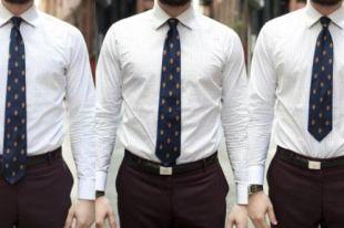 Какая должна быть длина галстука: требования этикета и рекомендации стилистов