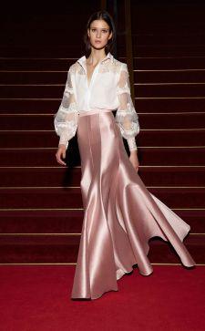 Вечерние юбки: что предложил модный подиум 2020 года