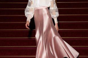 Вечерние юбки: что предложил модный подиум 2018 года