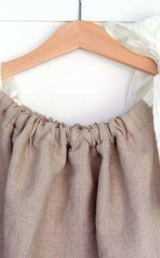 Платья и сарафаны из льна — самые модные фасоны сезона