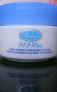 Крем для лица Venus: ценные витамины и масла в составе