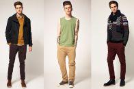 Стильные мужские брюки и джинсы чинос: лучшие сочетания
