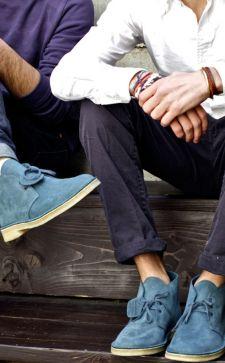 С чем носить мужские брюки слаксы