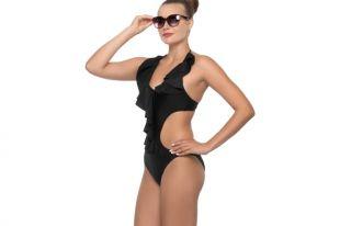 Слитные купальники: варианты кроя и оформления, тонкости выбора