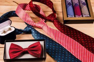 Виды мужских галстуков: особенности выбора современных аксессуаров