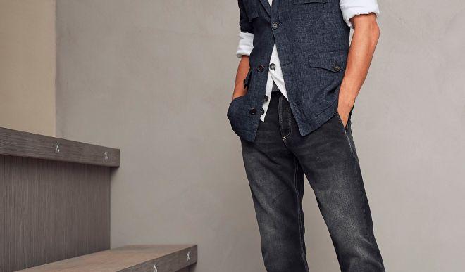 Модные мужские джинсы: обзор тенденций на осень 2017 – весну и лето 2018