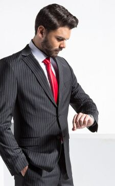 Как выбрать деловую мужскую одежду 2018