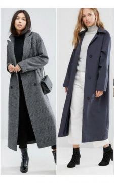 Женское пальто с запахом – универсальная верхняя одежда для любого типа фигуры