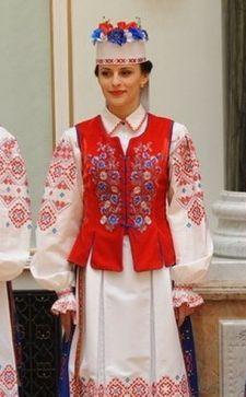 Белорусский национальный костюм: история, разновидности и особенности
