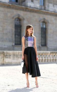 Складки, плиссе и асимметричный подол — модные юбки сезона
