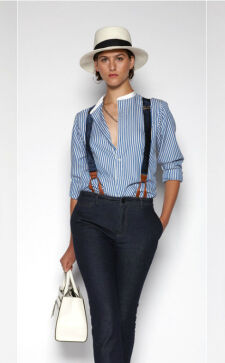 Модные женские рубашки весна лето 2016