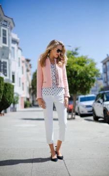 С чем носить короткий жакет: стильные решения для разных ситуаций