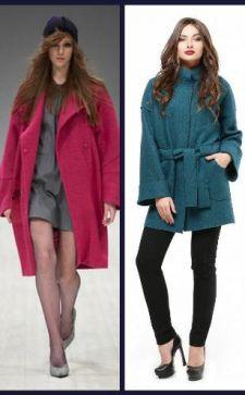 Пальто из вареной шерсти: особенности и рейтинг брендовых моделей