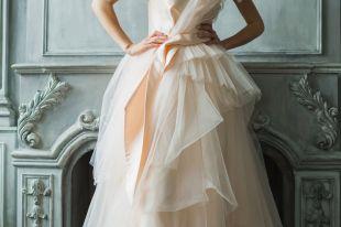 Свадебное платье айвори: истинная нежность в образе невесты