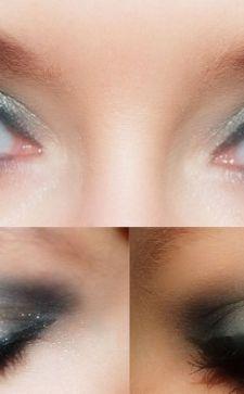 Тени для голубых глаз: особенности выбора пигментов
