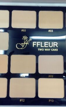 Пудра Ffleur: особенности и преимущества