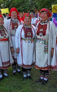 Марийский национальный костюм: особенности и виды
