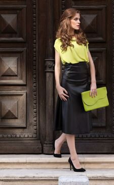 Юбка-годе — мода, вернувшаяся из 60-х в наши дни